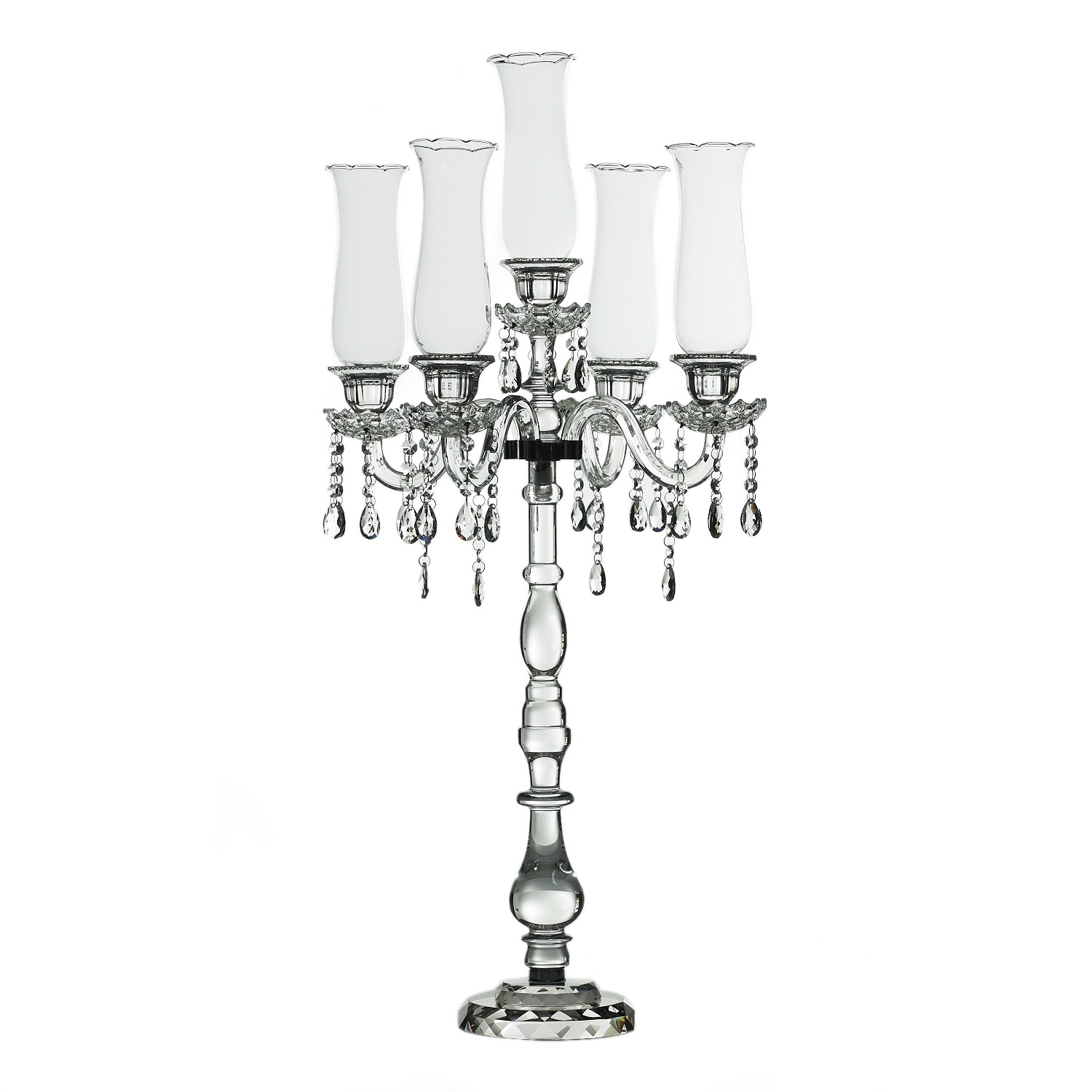 rent crystal candelabra Atlanta