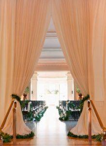 Atlanta Drapery, Chuppah, Altar Backdrop, Arch, Wedding Decor Rentals