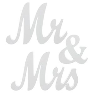 rent white mr and mrs sign Atlanta