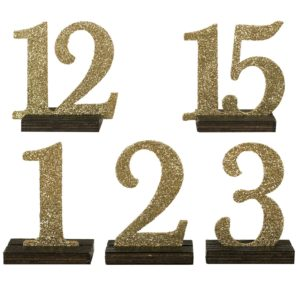rent gold table numbers Atlanta