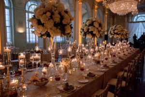 atlanta wedding planner biltmore ballroom decor