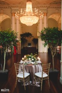 Atlanta Biltmore Ballrooms Wedding Decor Florist