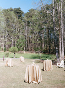 Little River Farm Atlanta wedding Planner