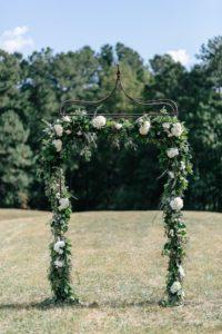 Wedding Ceremony Arch Atlanta Greenery