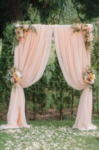 Atlanta pipe and drape, Wedding Decor Rentals