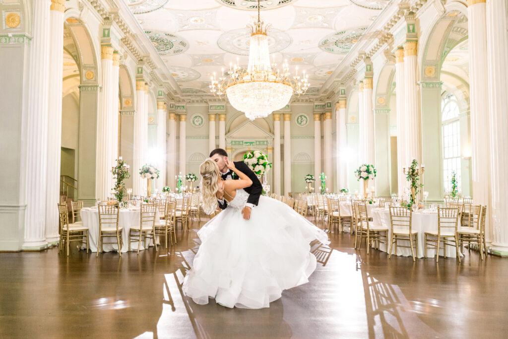 Atlanta Wedding Planner Biltmore Ballrooms Wedding