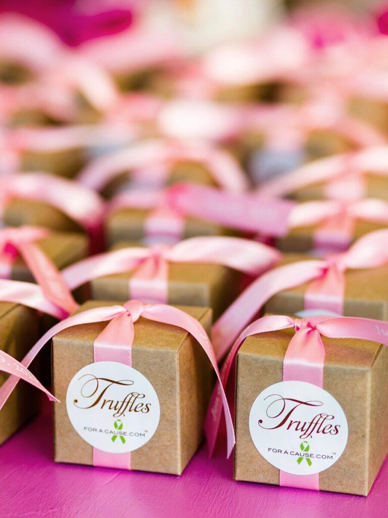 Best edible wedding favors