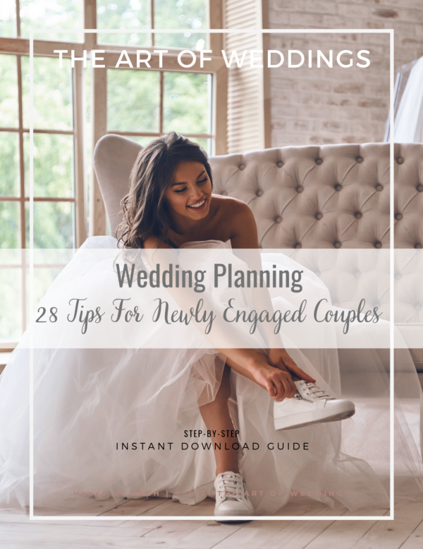 28 Tips for Engaged Couples