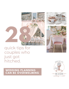 28 Tips For Newly Engaged Couples