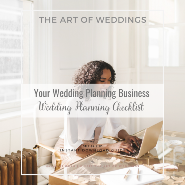 Detailed Wedding Planning Checklist